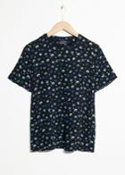Other Stories Loose Top - Black