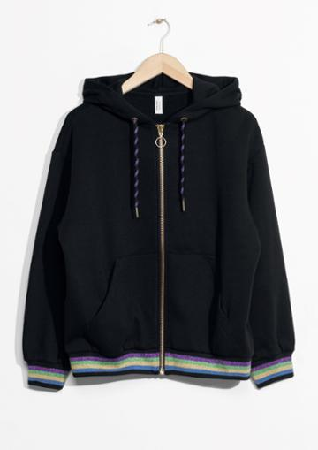 Other Stories Zip Sweater