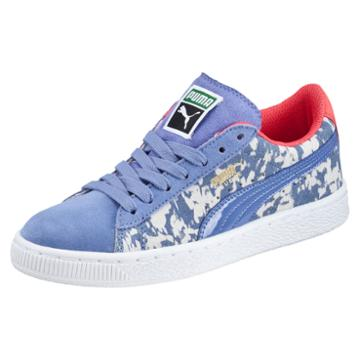 Puma Suede Blur Jr Sneakers
