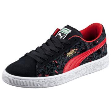 Puma Suede Camo Jr Sneakers