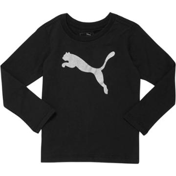 Licence Cotton Long Sleeve Cat Tee Inf