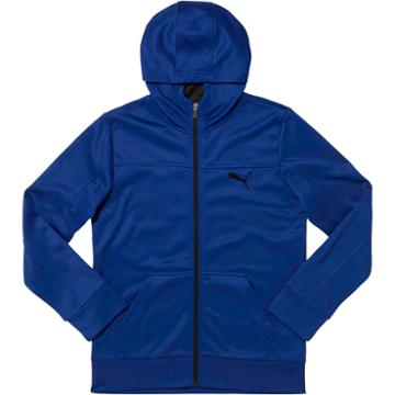 Licence Fleece Zip Up Hoody Jnr