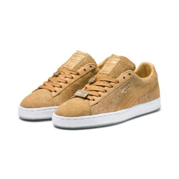 Puma X Chapter Ii Suede Classic Sneakers
