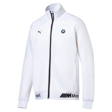 Puma Bmw Mms Life Zip-up Men's Sweat Jacket
