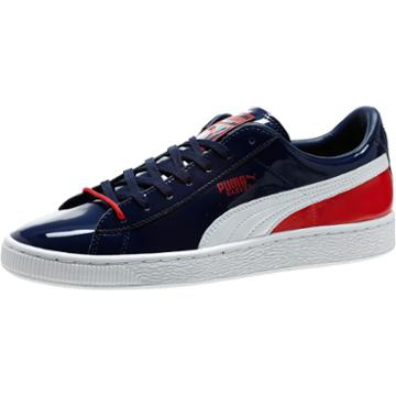 Puma Basket Classic Patent Men's Sneakers