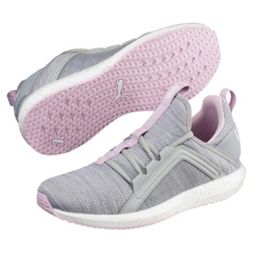 Puma Mega Nrgy Heather Knit Women?s Running Shoes