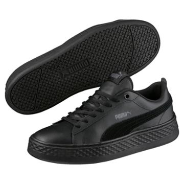 Puma Smash Platform Leather Women's Sneakers