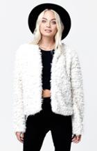 Vans Hammersmith Faux Fur Jacket