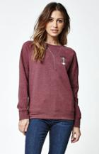 Vans Anchor Crew Neck Sweatshirt