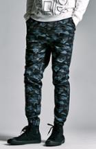 Vandal Thompson Camouflage Jogger Pants