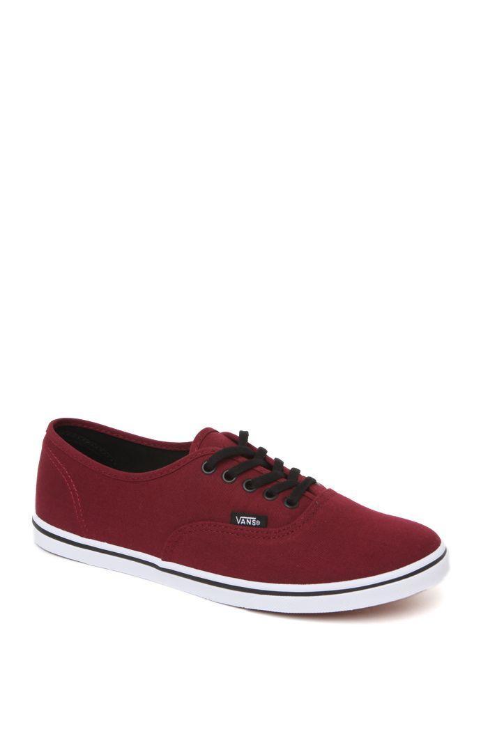 Vans Authentic Lo Pro Tawny Sneakers
