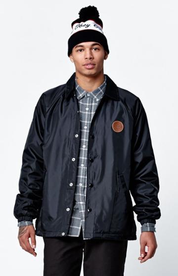 Obey Mercer Coaches Jacket