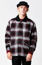 Obey Grayson Plaid Jacket