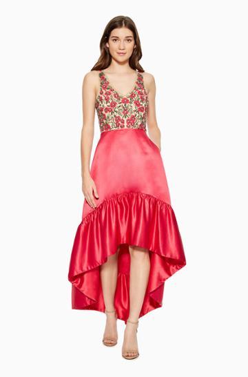 Parker Ny Brianna Dress