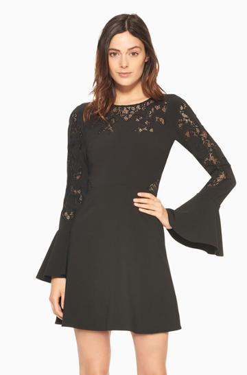 Parker Ny Vivica Combo Dress