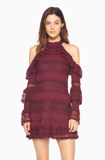 Parker Ny Windham Dress