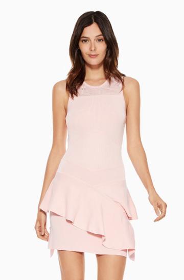 Parker Ny Paulette Knit Dress