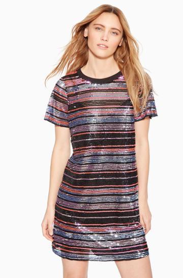 Parker Ny Samara Beaded Dress