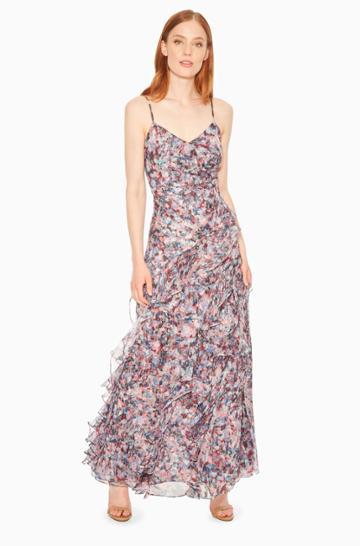 Parker Ny Barcelo Dress