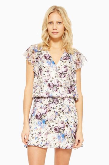 Parker Ny Gabriella Combo Dress