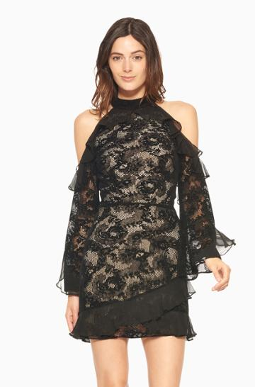 Parker Ny Skyler Combo Dress