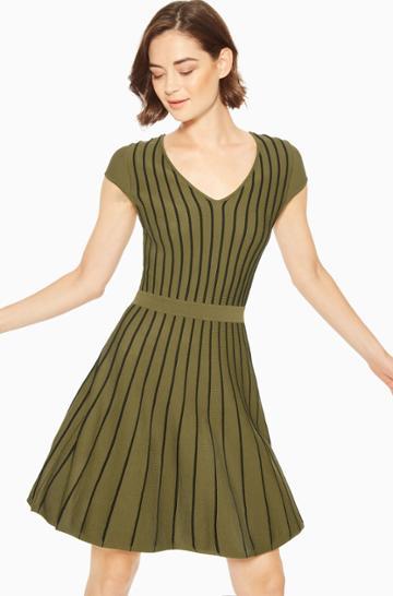 Parker Ny Flor Knit Dress