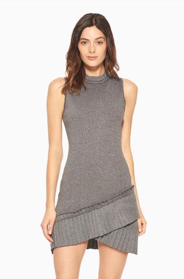 Parker Ny Mace Knit Dress