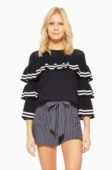 Parker Ny Rhonda Sweater