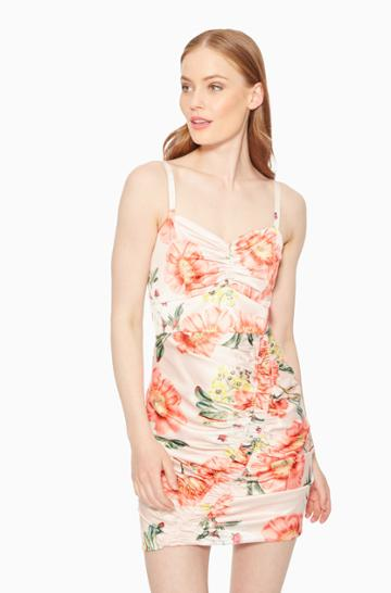 Parker Ny Meena Floral Dress