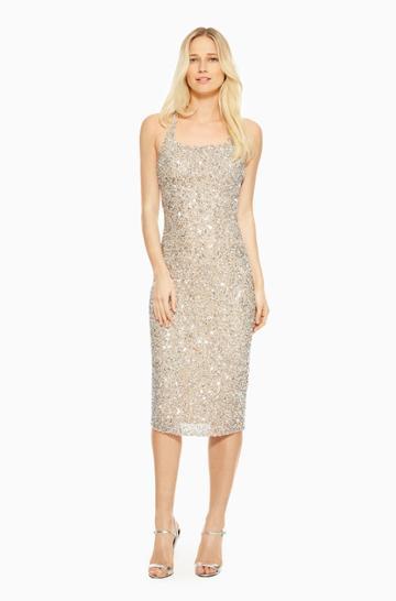 Parker Ny Sage Dress