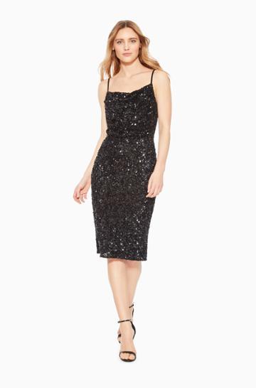 Parker Ny Leighton Strappy Dress
