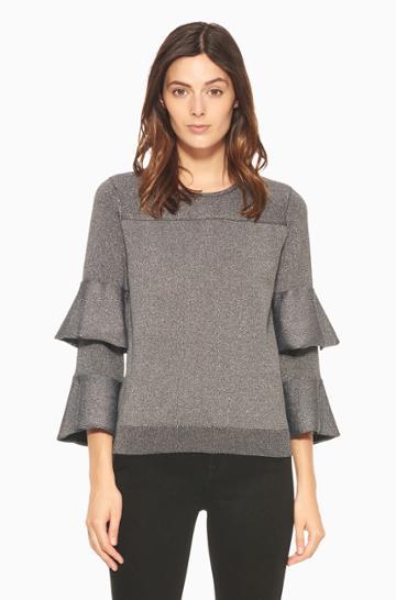 Parker Ny Jayla Knit Sweater