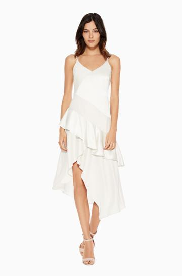 Parker Ny Selma Combo Dress