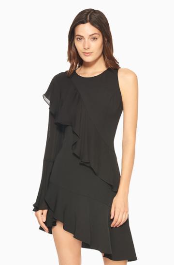 Parker Ny Neo Combo Dress