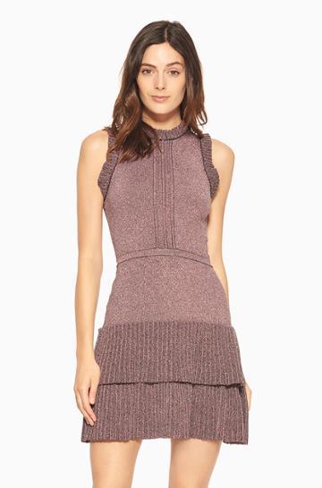 Parker Ny Jojo Knit Dress