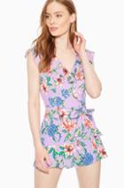 Parker Ny Margo Floral Short