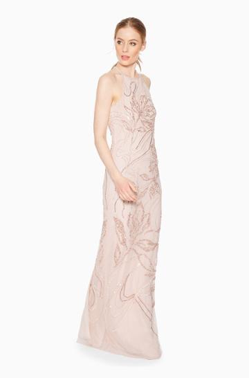 Parker Ny Meera Beaded Dress