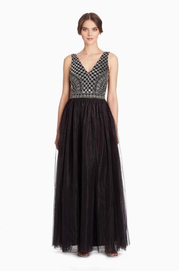 Parker Ny Courtney Dress