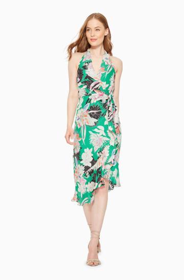 Parker Ny Addie Floral Dress