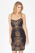 Parker Ny Nico Combo Dress