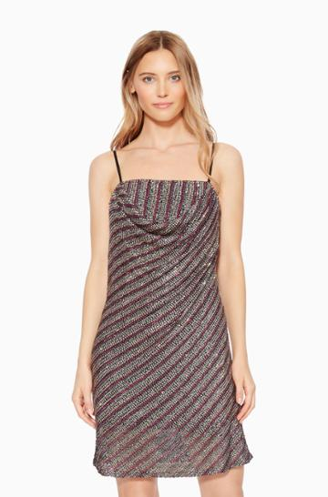 Parker Ny Asher Sequined Dress