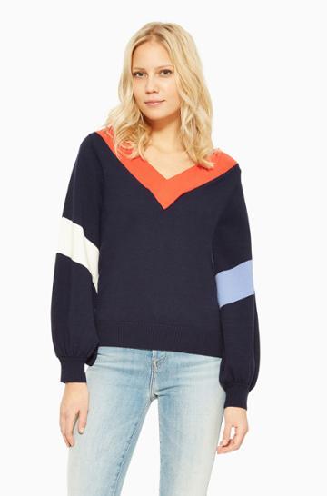 Parker Ny Maxwell Sweater