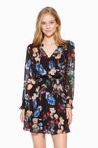 Parker Ny Paisley Dress
