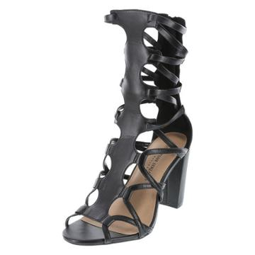 Christian Siriano For Payless Women's Hazel Gladiator Block Heel Sandal