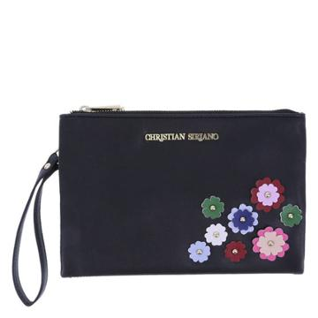 Christian Siriano For Payless Women's Cynthia Flower Clutch