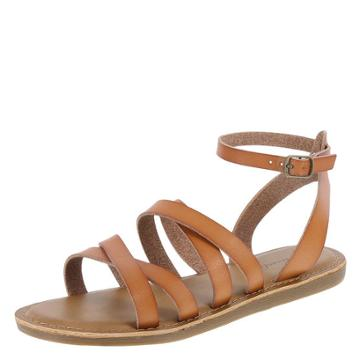 American Eagle Women's Teddi Crossband Flat Sandal