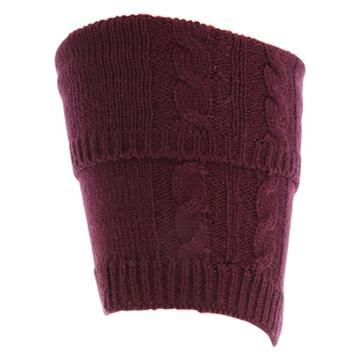 Minicci Women's (1 Pk) Cable-knit Boot Cuff