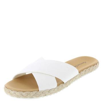 American Eagle Women's Sloan Crossband Slide Sandal