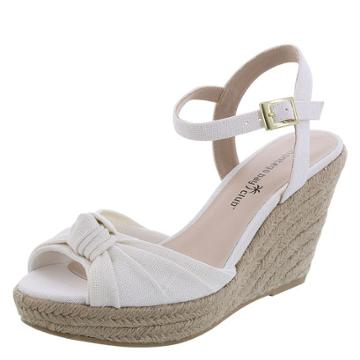 Montego Bay Club Women's Pier Knot Espadrille Wedge