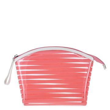 Minicci Women's Fashion Stripe Cosmetic Bag